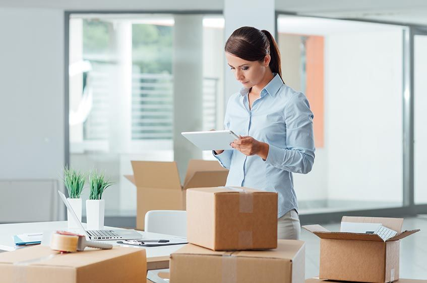 5 Things to Do Before Moving Out of Your Office