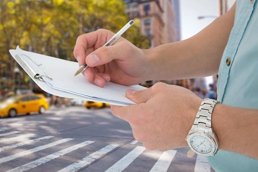 NYC rental checklist