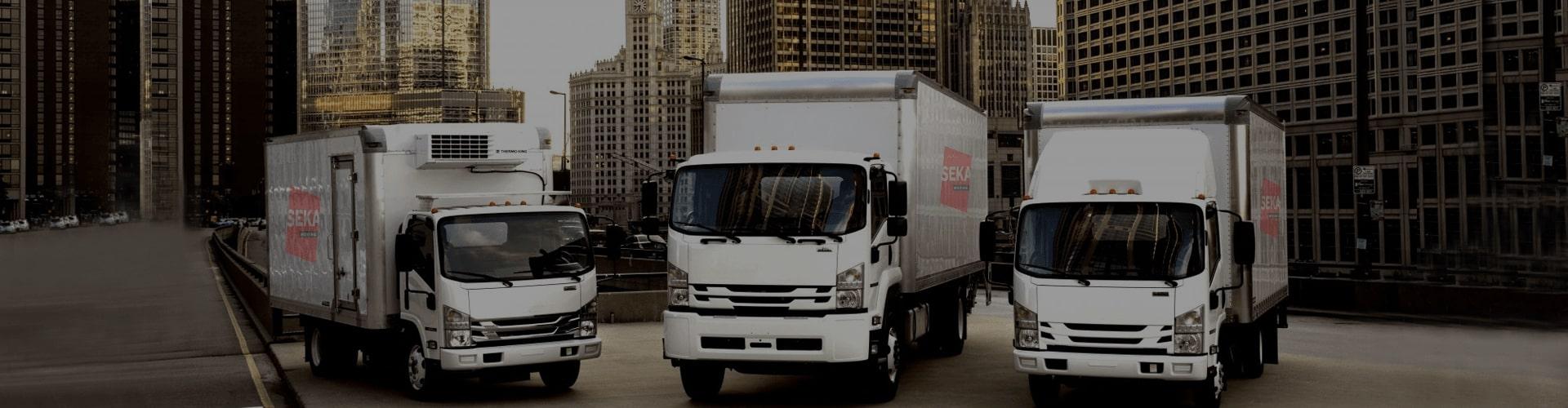 About Seka Moving | NYC Moving Company | SEKA Moving