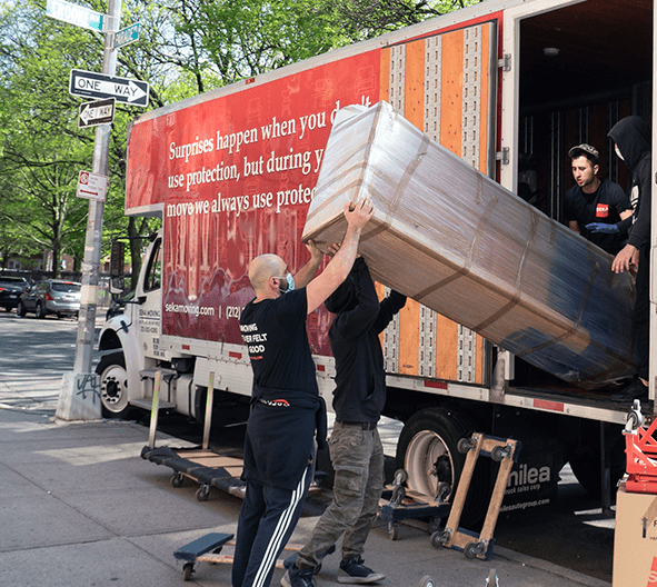 Top-rated NYC Moving Company