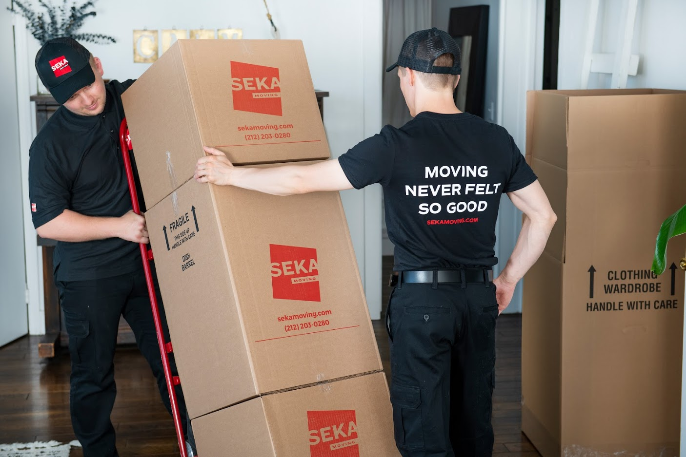 small office movers nyc