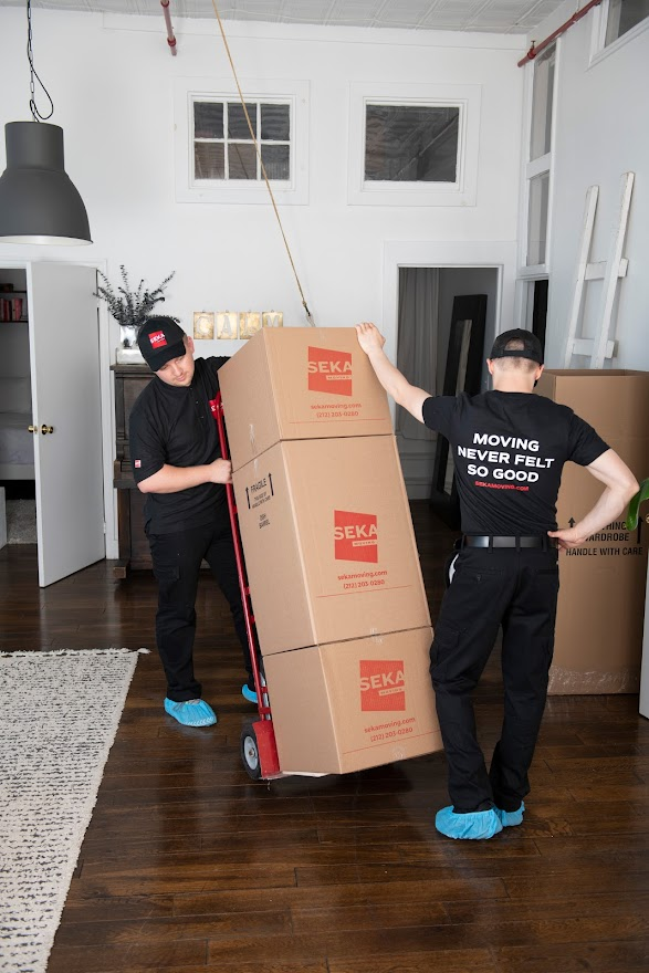 If you value your stuff, VIP movers might be the way to go