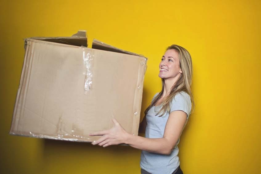 5 Easy Tips for Self-Packing for Your Move